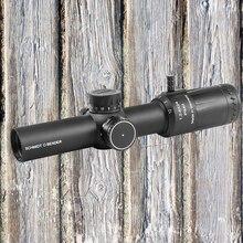 1.2-6X24 Tactical Riflescope AK47 AK74 AR15 Hunting scope Mi