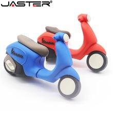 JASTER – clé USB 2.0 créative, support à mémoire de 4GB 8GB 16GB 32GB 64GB, lecteur Flash dessin animé arbre vert, cadeau d'amour