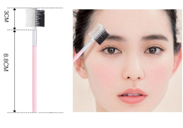 5pcs/set Makeup Brush Foundation Powder Blush Eyeshadow Concealer Lip Eye Make Up Brush Cosmetics Beauty Tools 5