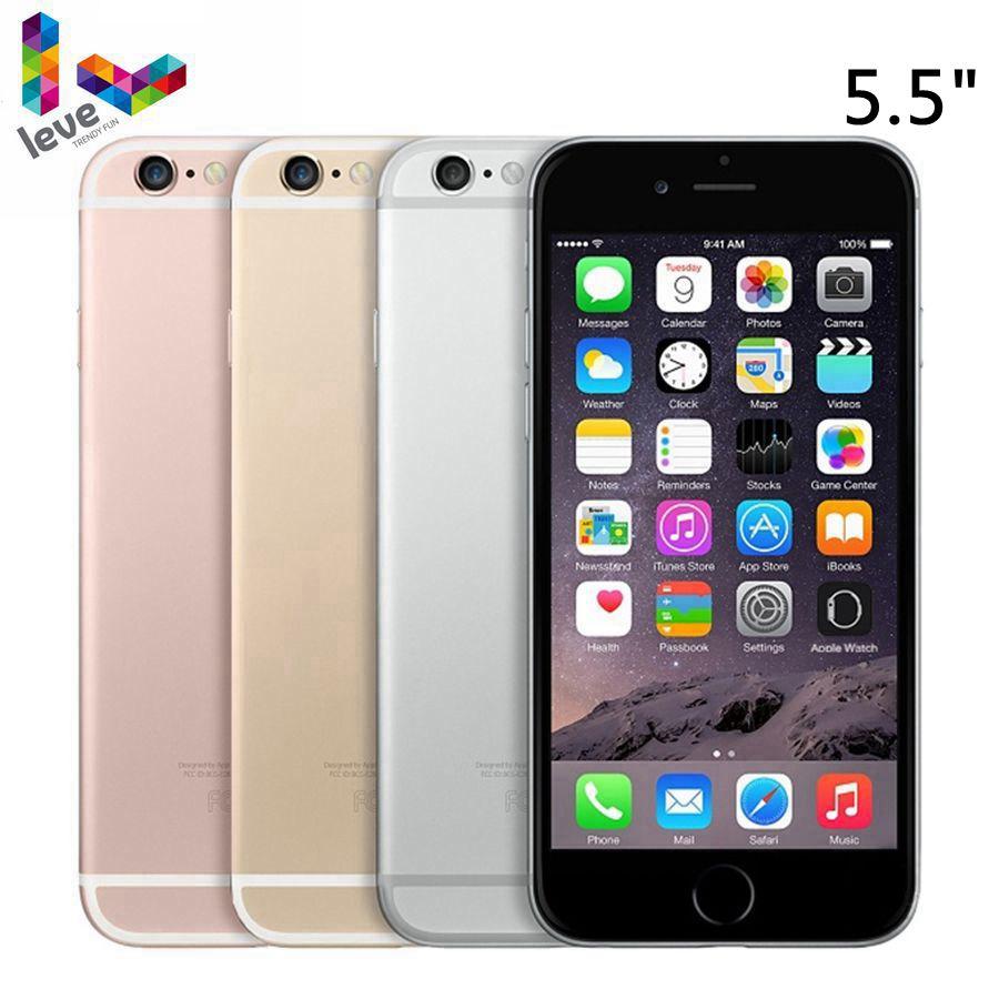 Apple iPhone 6S Plus iPhone 6S P 2GB RAM 16 y 32 y 64 y 128GB ROM 5,5