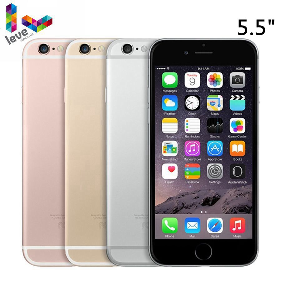 Original Apple IPhone 6s Plus IPhone 6sP 2GB RAM 16&32&64&128GB ROM 5.5