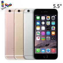"Used Apple iPhone 6s Plus iPhone 6sP 2GB RAM 16&32&64&128GB ROM 5.5 iOS Dual Core 12.0MP Unlocked 4G LTE Mobile Phone"""