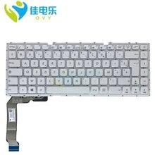 Сменные клавиатуры ovy fr x441 для asus vivobook max x441sa