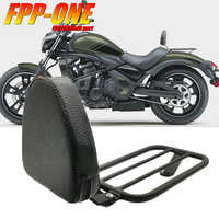 FOR KAWASAKI Vulcan S 650 VN650 Motorcycle Accessories Rear Shelf Passenger Back Tailstock