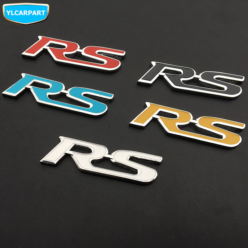 RS car wordmark|Car Stickers| |  - title=