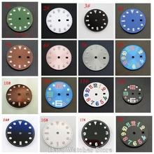Hot Selling 28.5Mm Wijzerplaat Kit Eta 2836/2824 Mingzhu DG2813,DG3804 Beweging Heren Horloge Accessoires