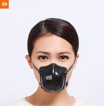 Xiaomi Mijia Q5S Q5Pro Q7 Electric Masks Anti-mist Sterilizing Facial Provides Air Active PM2.5 Filter Respirator