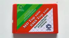 200 in 1 Game Cartridge 16 Bit MD Game Card for Sega Mega Drive for Sega Genesis(China)
