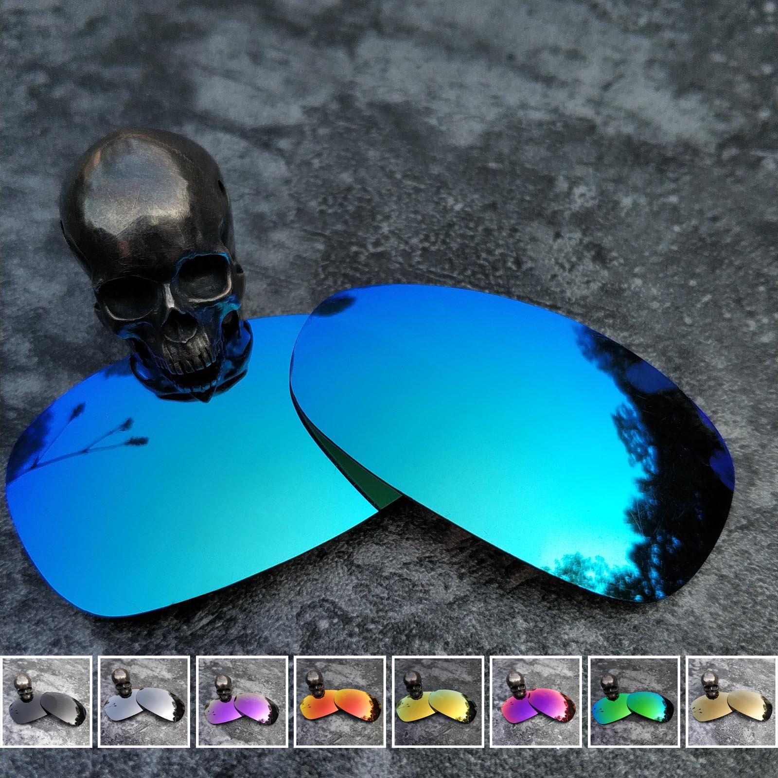 Firtox gerçek polarize gelişmiş yedek lensler-Oakley canavar köpek Sunglass (Lens sadece)-çoklu seçenekler