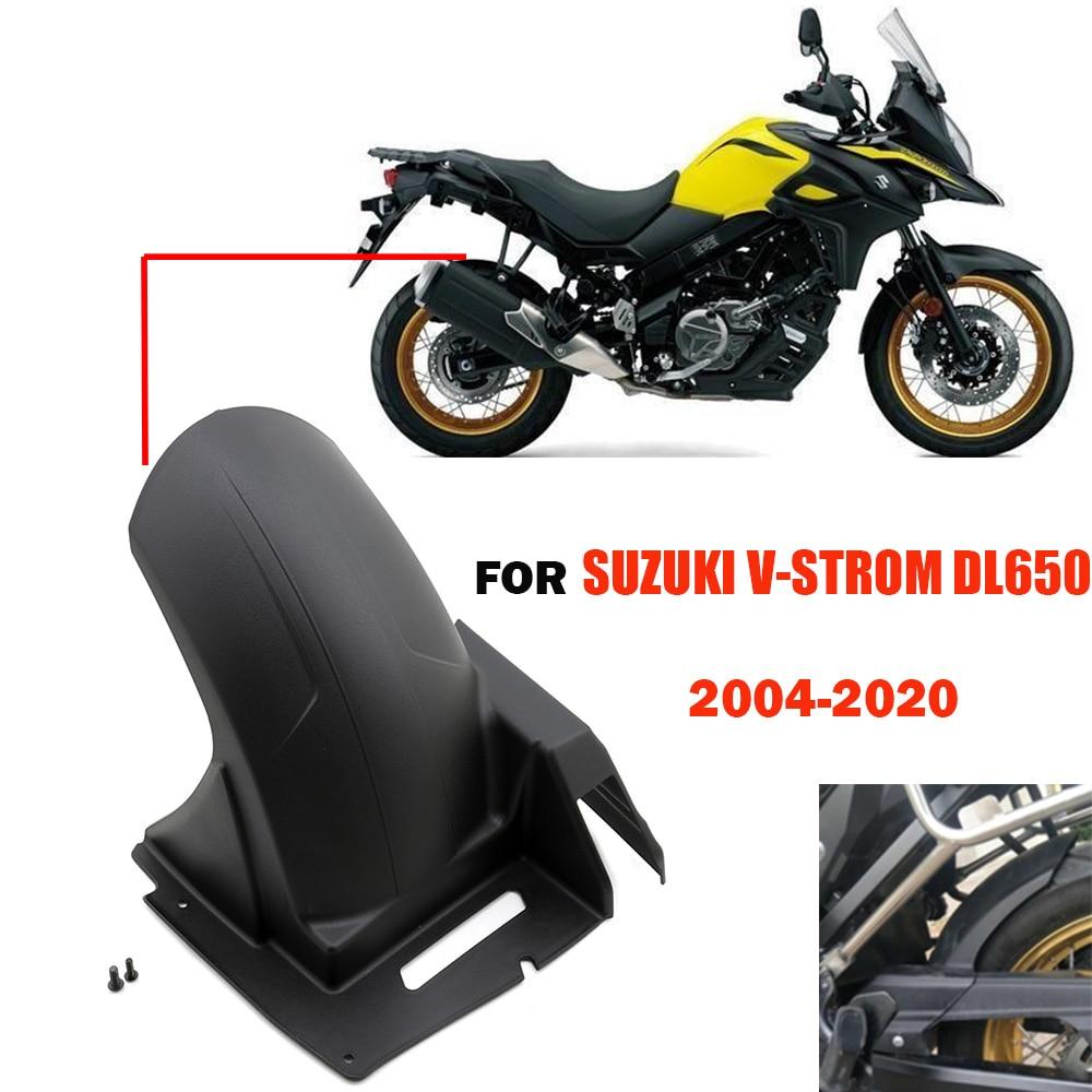Garde-boue arrière pour Suzuki v-strom 650 DL650 2004-2020, couvercle de garde-boue DL 650 v-strom650 VStrom 650 1