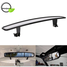 XP 1000 universal adjustable ATV / UTV off-road endoscope wide-angle mirror rearview interior