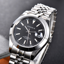 parnis Automatic Watch