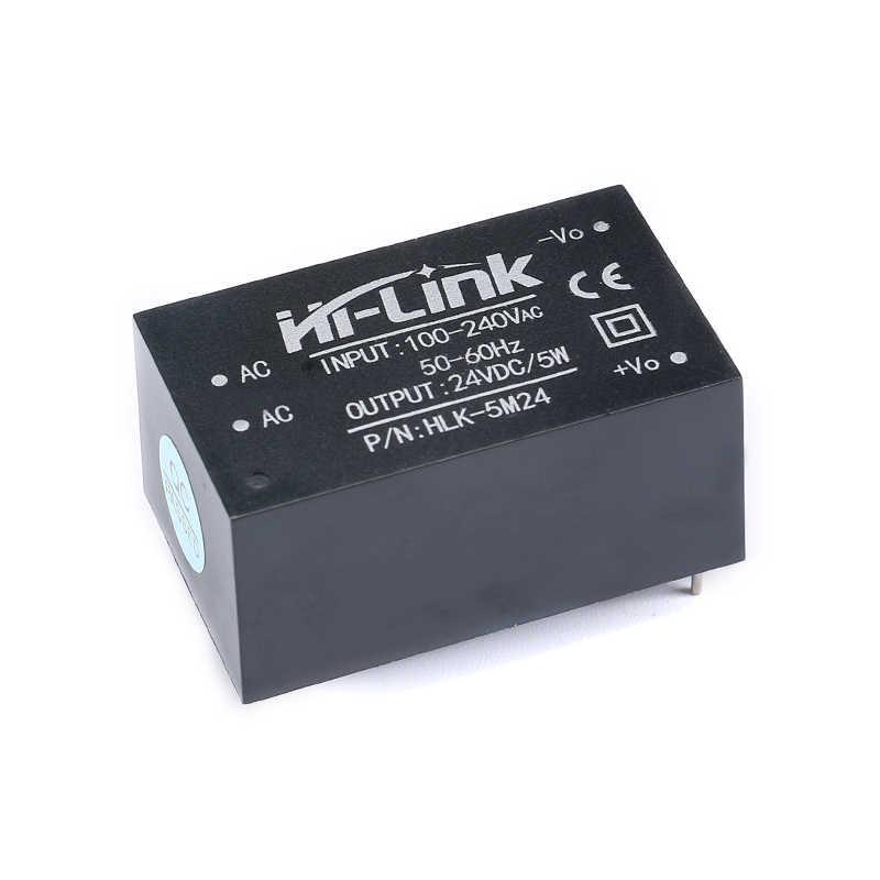 AC-DC 220V a 5V 3,3 V 12V 24V 5W 5V700mA módulo de fuente de alimentación AC DC paso Buck módulo HLK-5M03 HLK-5M05 HLK-5M12 HLK-5M24