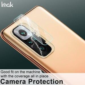 Image 3 - Imak Camera Lens Film Voor Xiaomi Redmi Note 10 Pro Achteruitrijcamera Len Gehard Glas Protector Beschermende