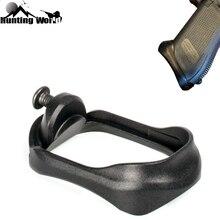 Taktische CNC Magazin Verlängerung Glock Mag gut Magwell Grip Adater Basis Pad für Jagd Airsoft Gen 5 Glock 17 & 34 Dropshipping