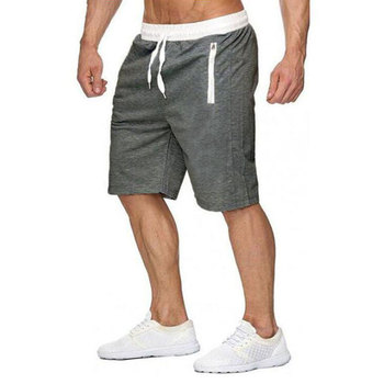 New Jordan shorts men's fitness bodybuilding shorts men's summer gym exercise men's breathable quick-drying sportswear jogging 15