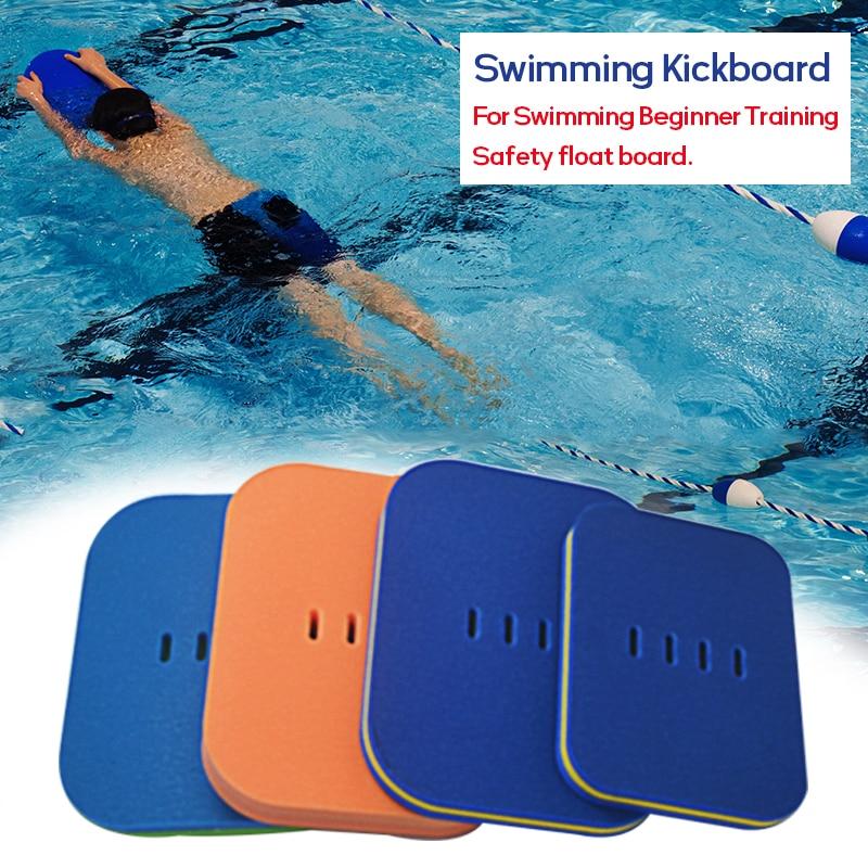 Swimming Kickboard Kids Beginner Training Float Swim Pool Floating Board Air Mattresses Water Sports Floats Plate