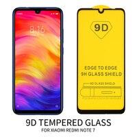 Vetro protettivo per Smartphone 9D antigraffio per Redmi Note 7 6 5 Pro pellicola salvaschermo di alta qualità per Redmi Note 4X 4