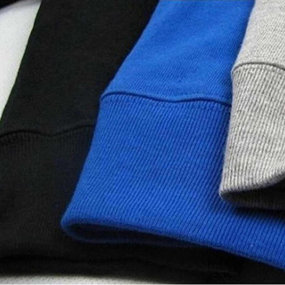 NO. 23 bahar sonbahar hoodies erkekler 2020 rahat kazak kazak spor uzun kollu erkek Hip Hop giyim eşofman üst