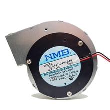 NEW For NMB BL4447-04W-B49 11028 12V 2A 2wire turbine centrifugal fan blower metal frame new original nmb bg1002 b044 p0s 12v 0 75a 100 100 25mm four server turbo blower