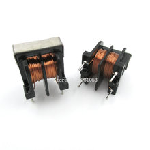 5PCS/LOT UU10.5 UF10.5 Common Mode Choke Inductor 10mH 20mH 30mH For Filter Inductance Pitch 10*13mm Copper wire Common Inductor