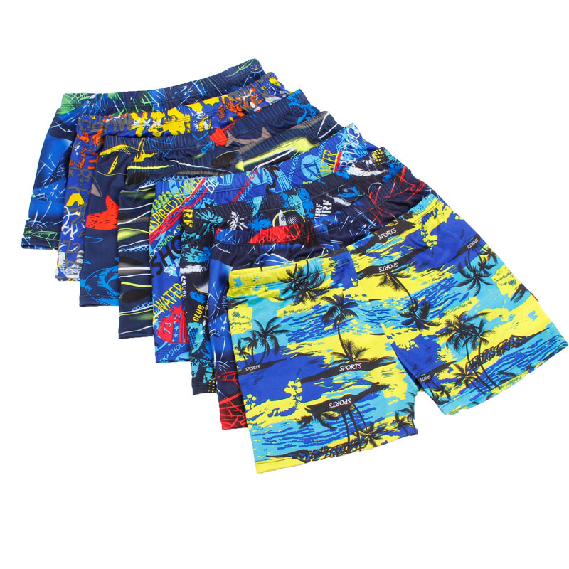 Wholesale Men Swimming Trunks Qmilch Swimming Trunks Boxer Men Summer New Style Hot Springs Bathing Suit Manufacturers Wholesale