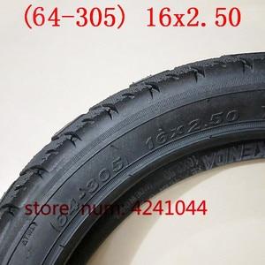 Image 3 - משלוח חינם 16x2.50 (65 305) צמיג צינור פנימי מתאים אופניים חשמליים (e אופניים), ילדים אופניים, קטן BMX וקטנועים 16x2.5 צמיג