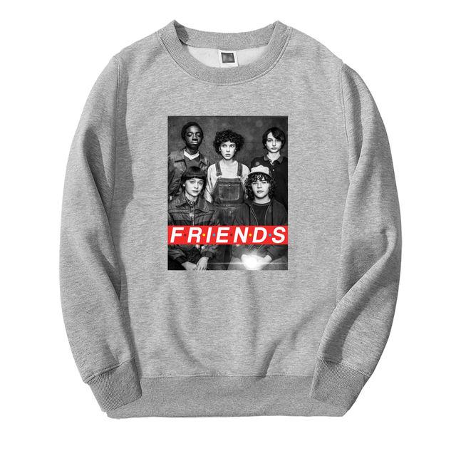 FRIENDS THEMED SWEATSHIRT (8 VARIAN)