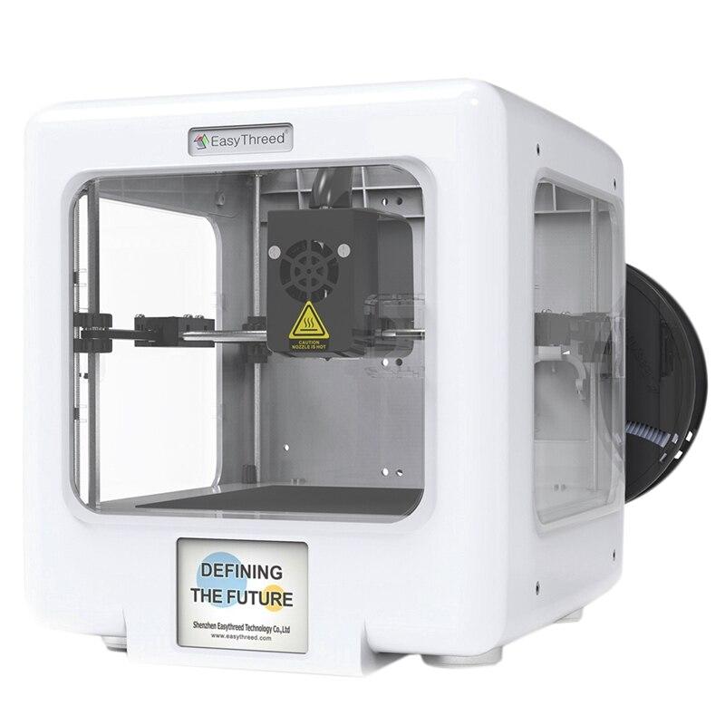 EasyThreed Mini Petite Parentales Puzzle Sagesse 3D Imprimante pour Enfants Cadeau Enfants Éducation