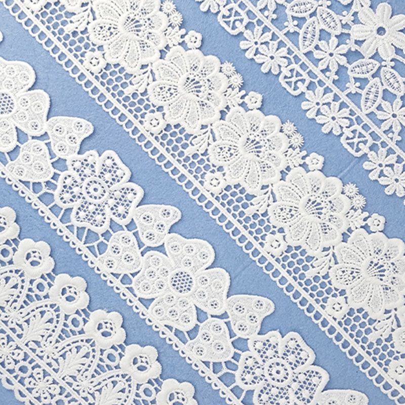 7 Yard Garment Accessories Exquisite Lace Quality Fabric Lace With Elastic Lace Wide 6-8cm Lace Cloth DIY Wedding Sewing Craft