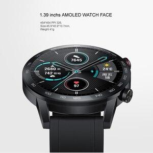 Image 5 - HONOR Watch Magic 2 montre intelligente Bluetooth appelant Bluetooth 5.1 Smartwatch oxygène du sang 14 jours appel téléphonique fréquence cardiaque