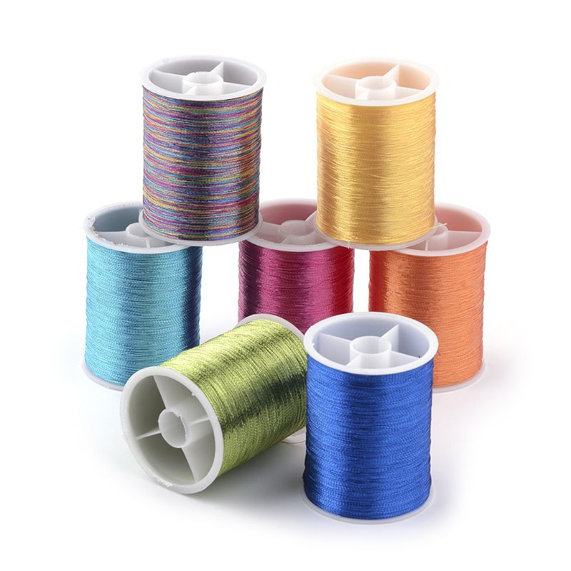 20pc Gold Wire DIY Color Handmade Metal Wire Beads Accessories Manual Sewing Thread