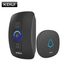 KERUI M525 F52 Wireless Smart Home Doorbell Waterproof Push Button Long Range 32