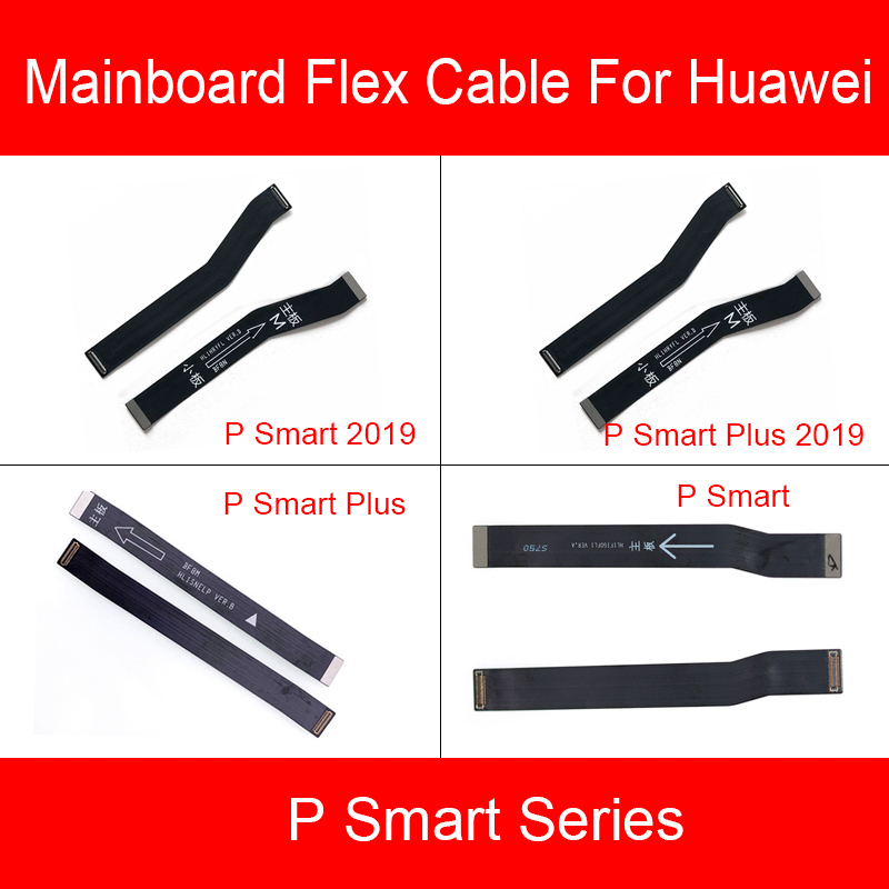 Main Board Motherboard LCD Flex Cable For Huawei P Smart Plus 2019 MainBoard Flex Cable Ribbon Repair Replacement Parts