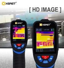 XEAST Nieuwe XE 26 Infrarood Thermometer warmtebeeldcamera USB interface voeding Wordt Geleverd met een USB flash drive Bliksem levering