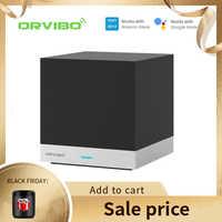 Orvibo Cube magique contrôleur Intelligent universel avec fonction d'apprentissage WiFi IR télécommande sans fil domotique intelligente