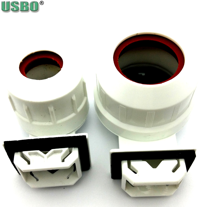 Waterproof G13 G8 G5 <font><b>T8</b></font> T5 LED <font><b>lamp</b></font> holder G8 fluorescent Light Base lighting accessories bracket <font><b>Socket</b></font> for Aquarium Fish Tank image