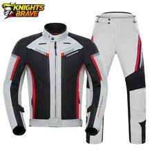 HEROBIKER kış motosiklet ceket soğuk geçirmez su geçirmez Chaqueta Moto erkekler motosiklet Motocross sürme giyim koruyucu donanım