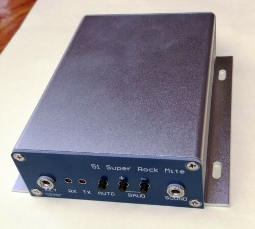 assembled V3 Frog sound QRP Kit CW transceiverTelegraph Shortwave radio case
