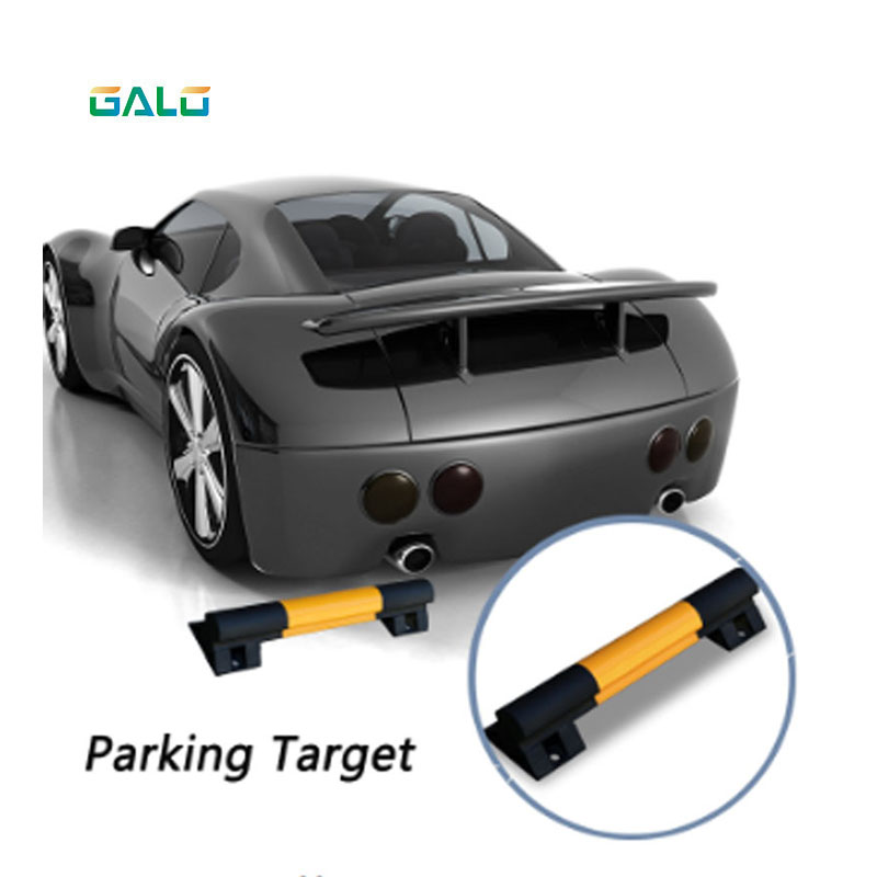 GALO Parking Target ,Parking Curb Wheel Stop Parking Block For Car 1 Order