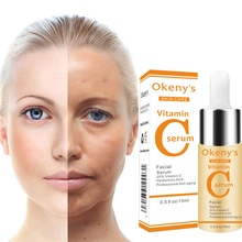 Vitamin C Serum VC Removing Dark Spot Freckle Ageless Original Liquid Serum Skin Care Whitening Face Anti Winkles Essence Beauty