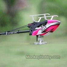 KDS Innova 450BD все металлические детали и CF рама RC вертолет