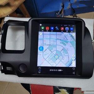 Image 4 - Tesla bildschirm Für Honda Civic 2006 2007 2008 2011 Auto Android Multimedia Player 10,4 inch Auto Radio stereo Audio GPS Navigation