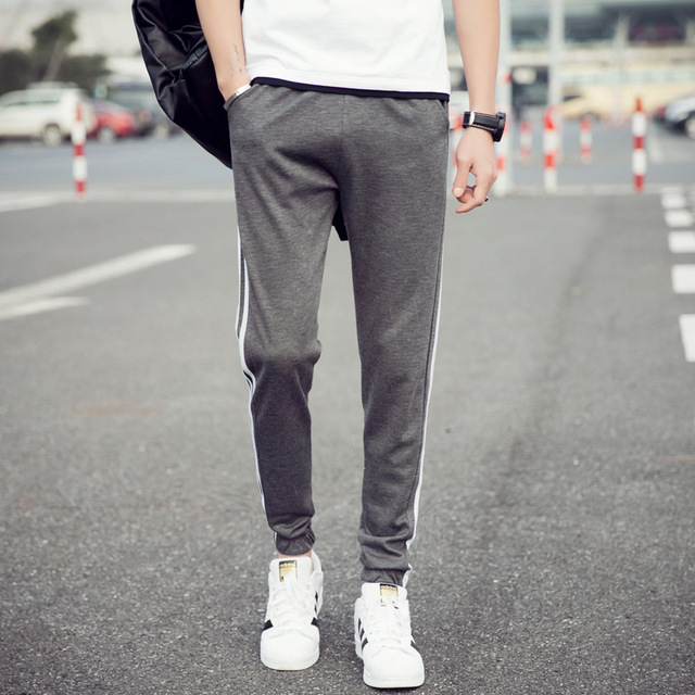Men Pants Striped Jogger Spring Casual Mens Sweatpants Sportswear Long Trousers New 2020 Track Pants Man Fitness Clothing 5XL