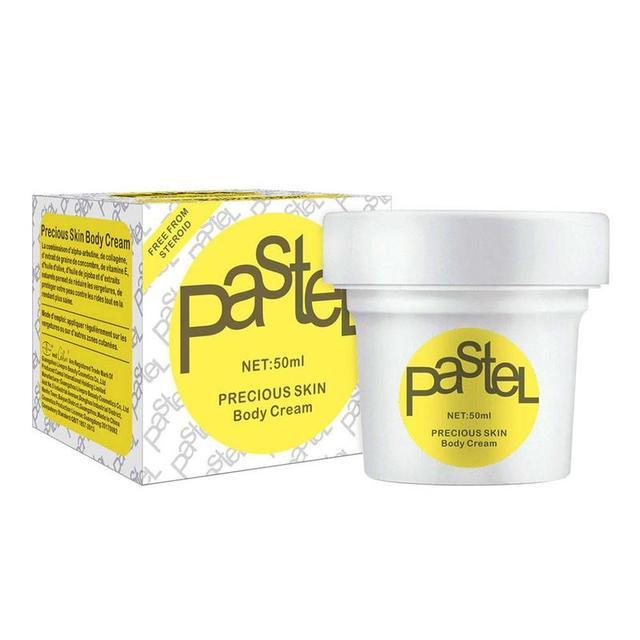 Pastel Maternity Stretch Marks Cream