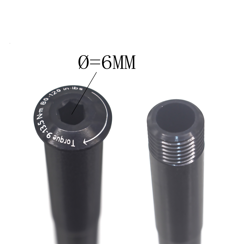 MTB fork QR15x100 QR15X110MM Thru Axle Lever Accessories for ROCKSHOX 38g.