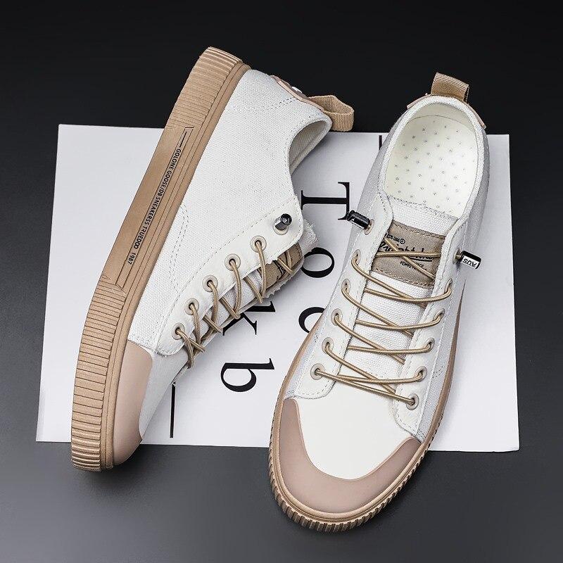 Summer New Breathable Men Shoes Fashion Sneakers Men Comfortable Trend Men Casual Shoes Original Popular Street Man Flats Shoes