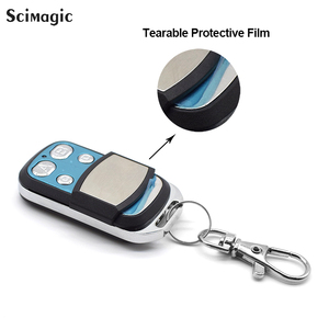 Image 1 - MHOUS GTX4, GTX4C,TX4 Remote Control Replacement 433mhz Rolling Code Remote Transmitter