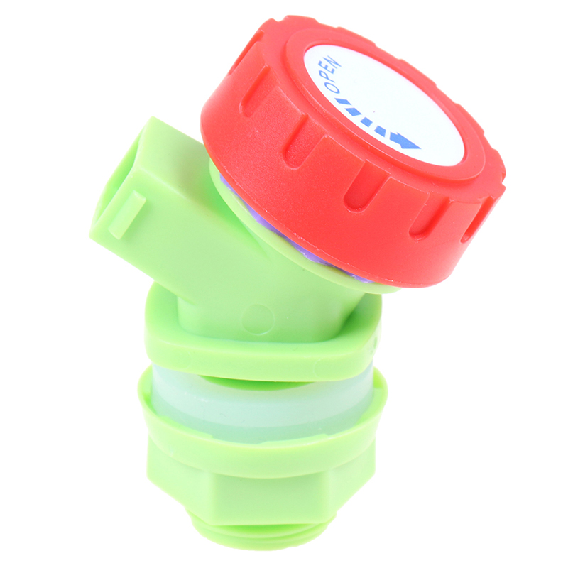 1pc Plastic Knob Faucet For Drinking Water Barrels Wine Bottles Composting Barrels