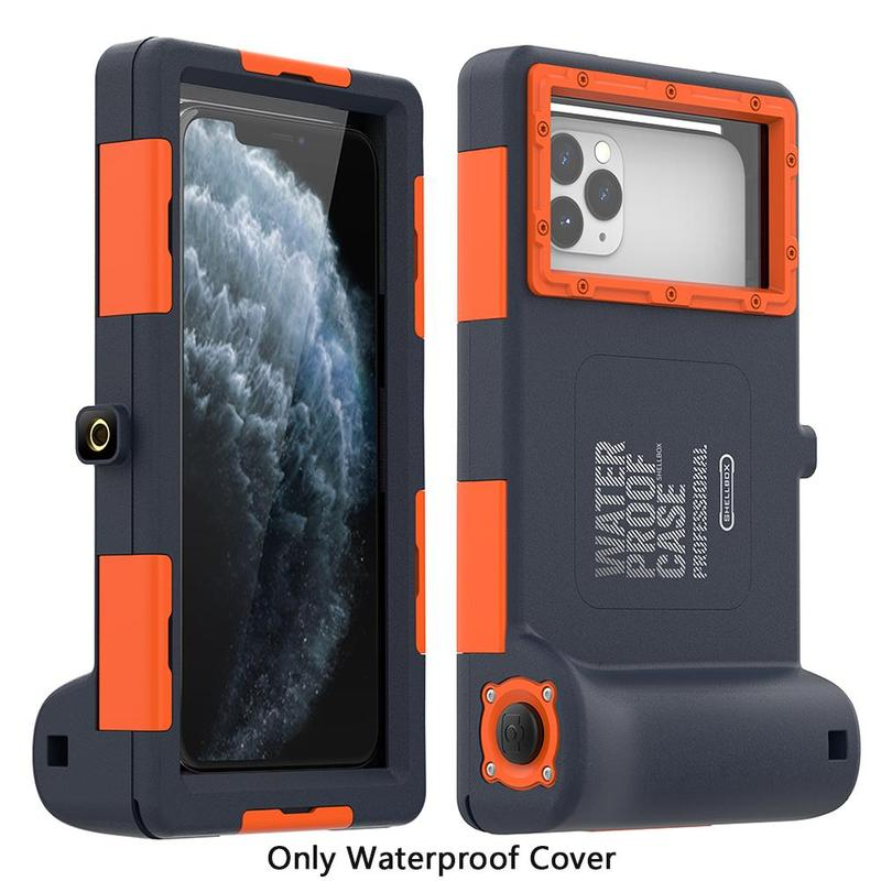 15m Tauchen Wasserdicht Fall Für iPhone 11 Pro Max X 10 XS XR Unterwasser Full Schutzhülle Telefon Abdeckung Für samsung Note 10 S8